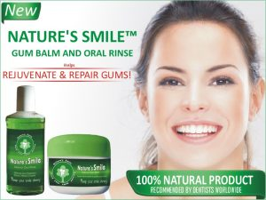 Stop Receding Gums Without Surgery